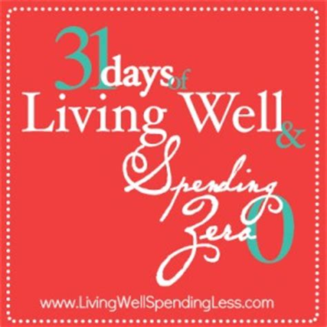 31 days of zero and living well spending eat quot out quot at home day 5 living well spending less 174