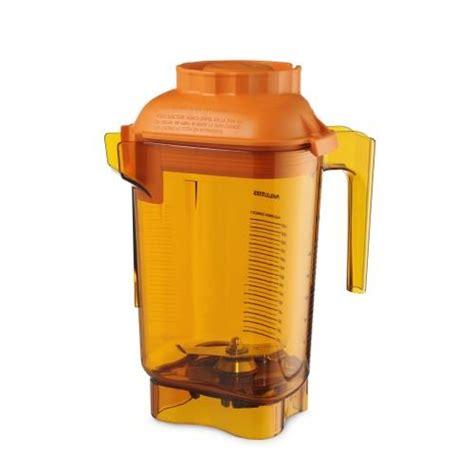 Mixy Blender Orange blender container