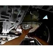 Toyota Wish Change CVT Auto Transmission Fluid  YouTube