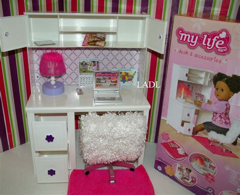 my life doll desk my life doll furniture roselawnlutheran