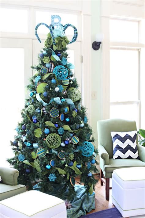 15 creative christmas tree decorating ideas winter