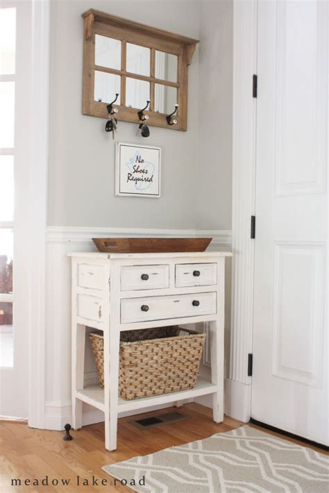 beautiful entry table ideas  mommy style