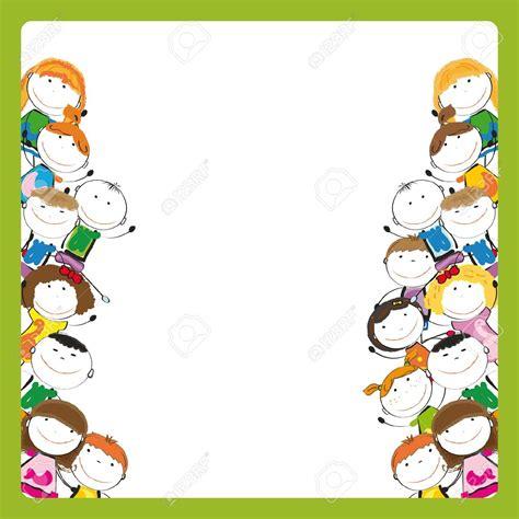 cornici colorate per bambini cornici clipart per bambini clipartxtras con cornici per