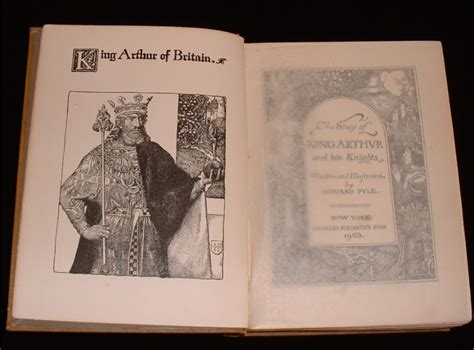 his of books the story of king arthur and his knights a arthur book