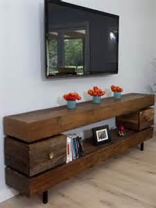 Living Room Media Cabinet - hgtv