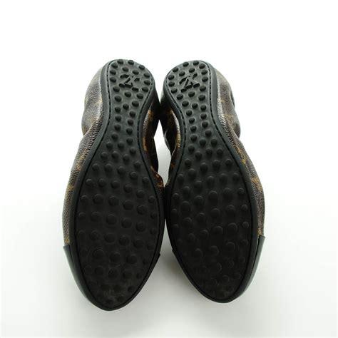 Flirty Flats by Louis Vuitton Monogram Flirty Ballerina Flats 37 5 142599