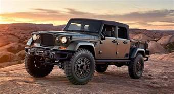 jeep crew chief 715 concept dissected feature car and