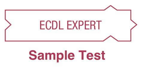 test ecdl modulo 3 word 2010 preparati all esame