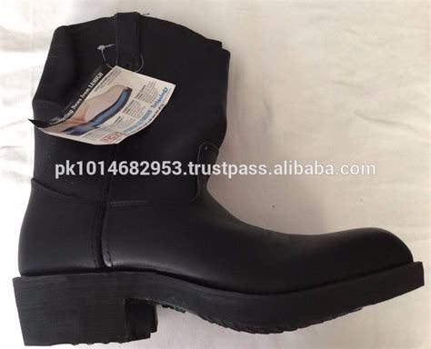safety shoes type genuine leather work boots buy popular