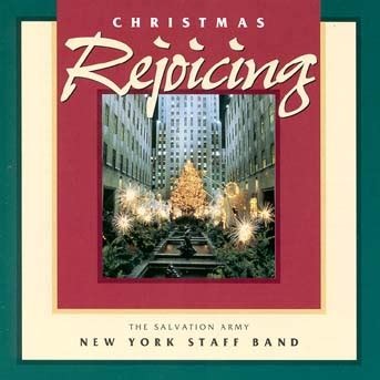 christmas rejoicing  york staff band summit records