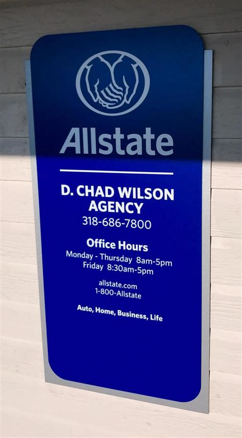 Allstate Home, Auto & Car Insurance Quotes   Chad Wilson