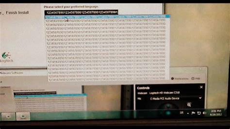 install logitech tutorial on how to install logitech c310 hd webacam