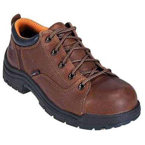 timberland pro womens titan steel toe work shoe 63189