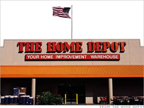 fortune 500 the top 50 17 home depot 17 fortune