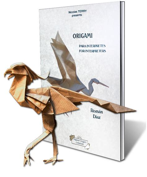 Origami Book Diagram - origami book 1 origami for interpretes