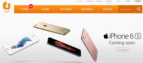 iphone 6s only for rm1908 u mobile non contract iphone plan announced zing gadget