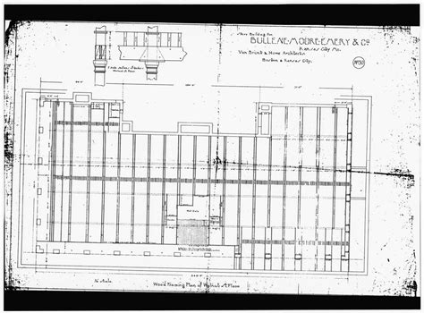 wood floor framing plan wood framing plan of walnut st floor bullene moore