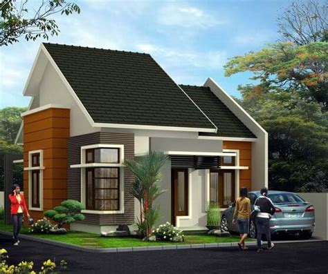 desain rumah hook sederhana 100 desain rumah minimalis mewah sederhana idaman