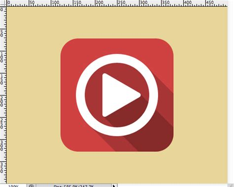 flat design effect photoshop how to custom flat icon in photoshop omahpsd
