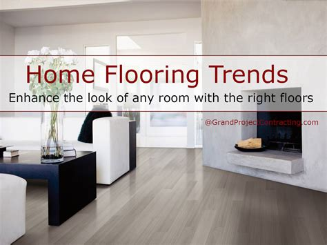 home flooring trends hardwood installation contractor