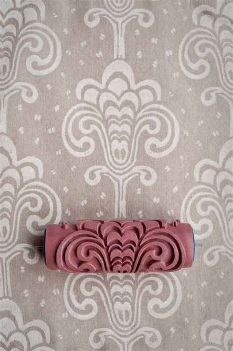 paint rollers with designs 1000 ideas about patterned paint rollers on paint rollers painting wall designs