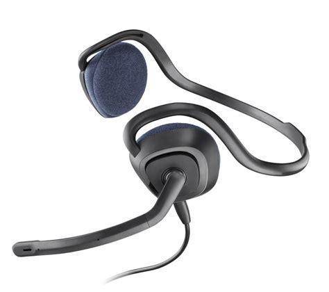 Headset Usb plantronics audio 648 stereo usb headset