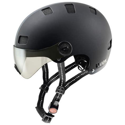 E Bike Helm Test by Uvex City V 410189097 Fahrradhelm Test 2017