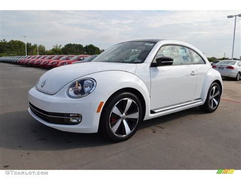 candy white volkswagen beetle turbo  gtcarlotcom car color galleries