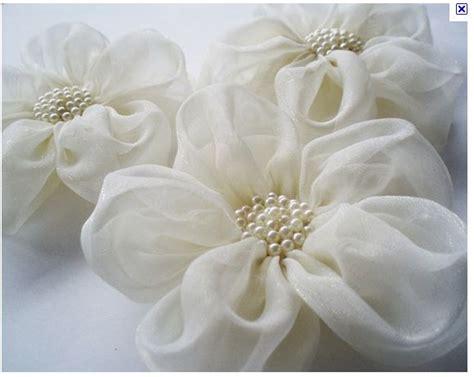 tutorial rose in organza 25 best ideas about organza flowers on pinterest diy