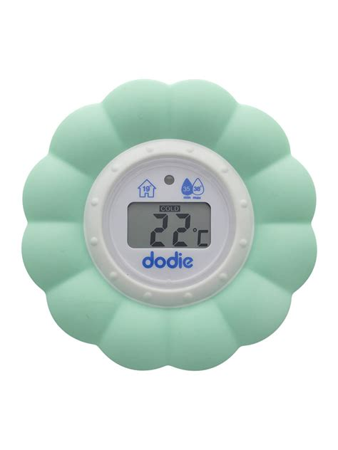 Bedroom Thermometer by Dodie Bath And Bedroom 2 In 1 Thermometer
