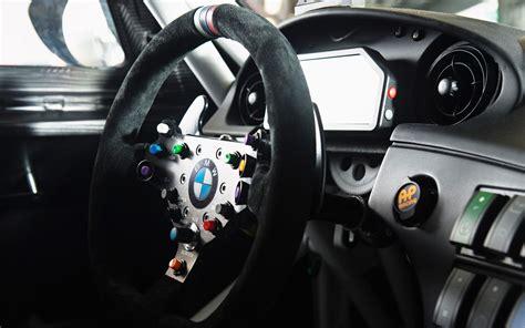 2013 Bmw Z4 Gte Race Car Cockpit Steering Wheel Photo 7