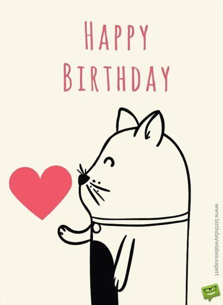 cute birthday images   lover