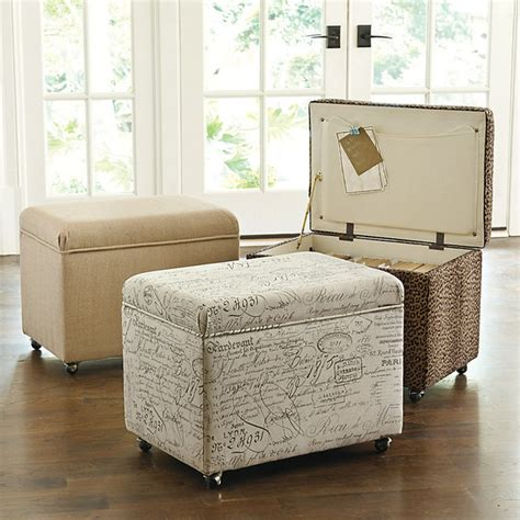 Unique Storage Ottoman Be More Creative By Your Own Unique File Storage Ottoman Homesfeed