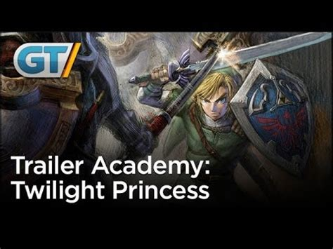 Wii Preview The Legend Of Twilight Princess by The Legend Of Twilight Princess Trailer Wii Doovi