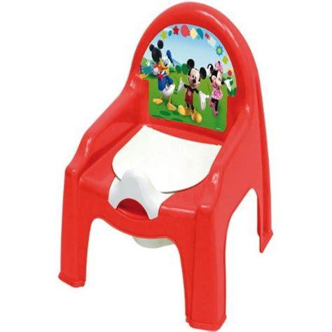 pot de chambre bebe chaise petit pot de chambre b 233 b 233 mickey achat vente