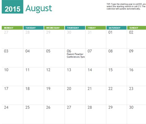 excel calendar template 2014 search results for 2015 12 month calendar word template