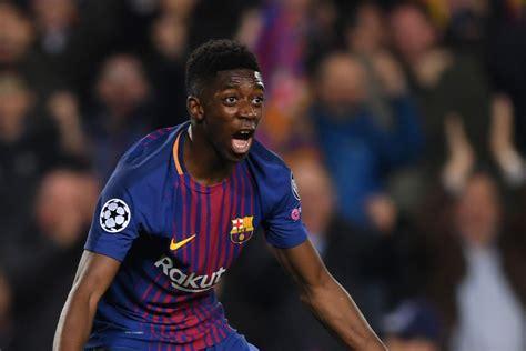 ousmane dembele odds barcelona vs chelsea 2018 uefa chions league you are
