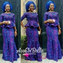 wedding digest aso ebi 2016 1000 id 233 es sur le th 232 me nigerian lace styles sur pinterest