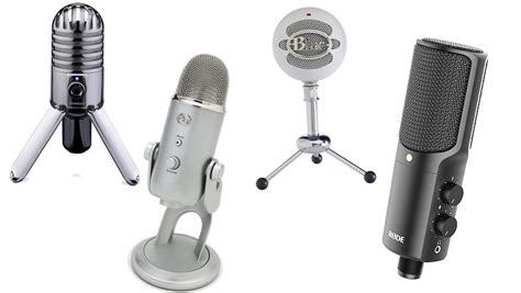 best professional microphone top 10 best usb microphones for anything heavy
