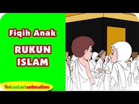 film kartun anak muslim diva rukun islam belajar fiqih anak bersama diva kastari