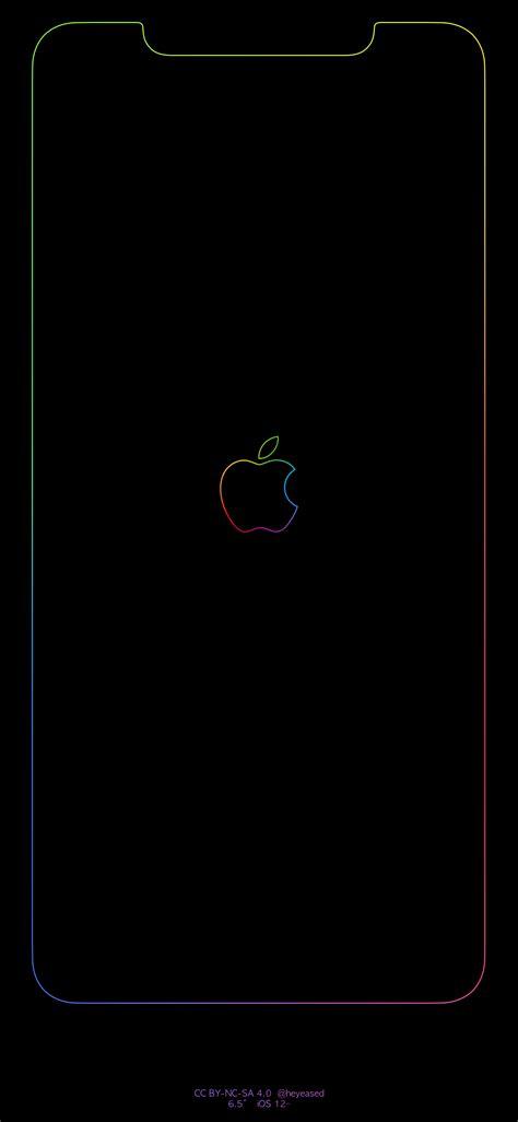 apple iphone xs max hintergrundbild