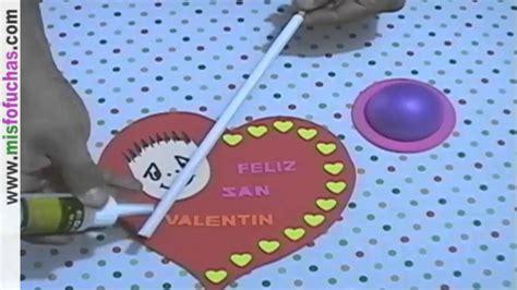 imagenes de corazones en foami corazones en foami el mejor regalo de san valent 237 n o d 237 a