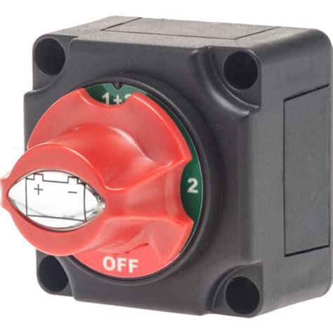 Battery Switch marine small 2 battery switch academy