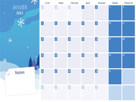 Calendrier 2018 Powerpoint Calendriers Office