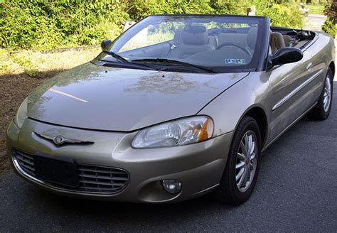2002 Chrysler Sebring Lxi by 2002 Chrysler Sebring Lxi Convertible Chrysler Colors