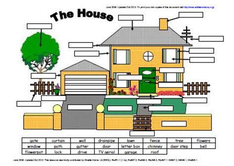 House Of Labels esol rw e1 1a skills workshop