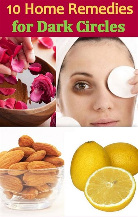 remedies for circles home remedies and remedies on