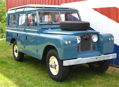 1966 Land Rover Safari For Sale 1773362 Hemmings Motor News