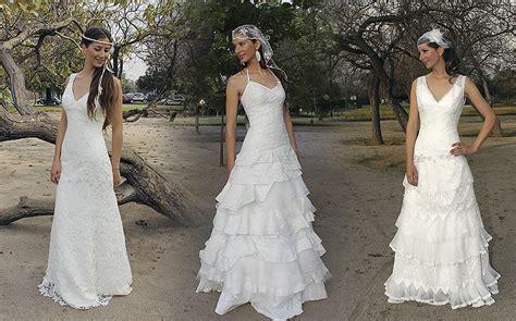 imagenes de vestidos de novia hippie chic vestidos hippie chic de novia