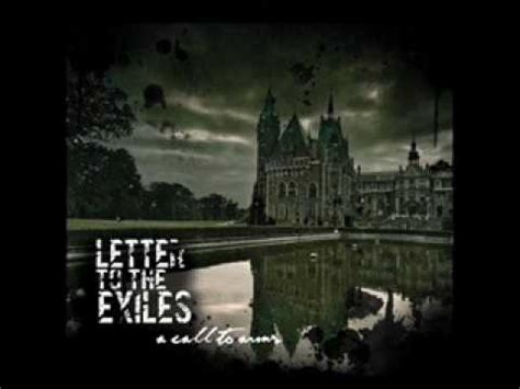Raise Your Sword Letter To The Exiles Lyrics letter to the exiles eulogy tekst piosenki